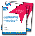 Show someone you care - give support coupons